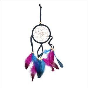 Feathered Dreamcatcher 12x3 in